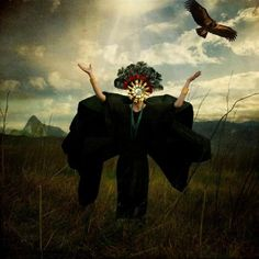 Surreal Fine Art Photography by Tina Schultz #inspiration #surreal #photography