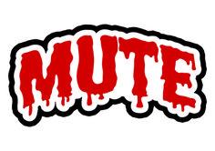 Mute #logo #horror #mute #muteart