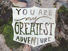 Greatest Adventure #lettering