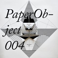PaperObject_4_low #italian #print #origami #texture