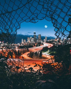 Stunning Urban Landscape Photography by Simon Timbers