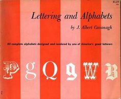 DesignInspiration #fonts #font #lettering #nostalgic #alphabets #book #cover #vintage #type