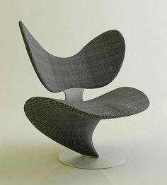 Roberto Pennetta armchair #chair
