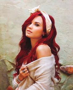 Gorgeous hair. #red #hair #photography #fashion #gorgeous