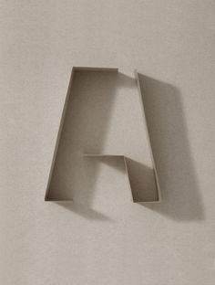 Cartiera Fabriano. Calendario 2013. on Typography Served