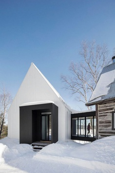 Charming Traditional House Gets a Modern Extension 1