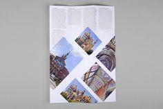 Aleix Artigal Studio #typography #brochure #barcelona #tri fold