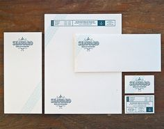 Seaward Bakery : Lovely Stationery . Curating the very best of stationery design