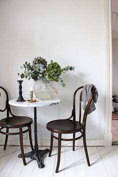 lovely life bentwood chairs #interior #chair #design #decor #deco #decoration