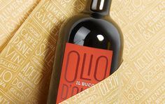 Il Buco Alimentari e Vineria #label #wine