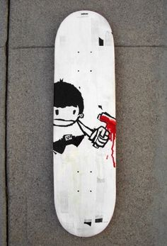 eyeone | seeking heaven #eyeone #graphics #graffiti #design #skateboard #character