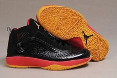 Nike Air Jordan 2011 Black/Red Men's #shoes