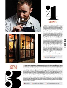 Cincinnati Magazine | Erik Marinovich #layout