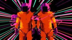 Esperanza - Sem Porquxc3xaa on Behance #video #illustration #animation #space