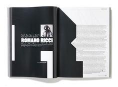 Plastique Magazine, Issue 2 Matt Willey #layout #design #editorial #magazine