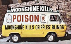 "Poltergeist Î"" #van #moonshine"