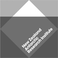 New Zealand Antarctic Research Institute Minimalissimo #logo