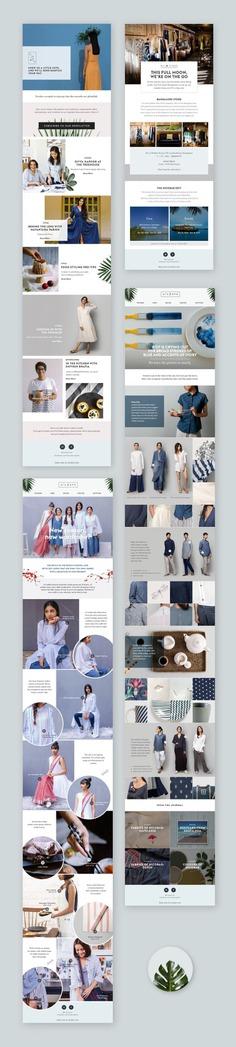 Newsletter Design by neha malik