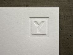 Eric Yerke Anthony Lane Logo, Branding and Identity Design | Minneapolis, MN #letterpress