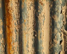 Annie Watson Creates Art Out of Destruction Photo #photography #rust