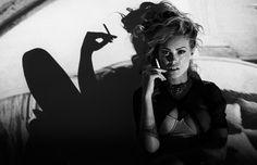 The Fake Room, David Benoliel #fashion #photography #woman