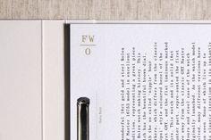 FW7 #ok #print #design #rm #stationery