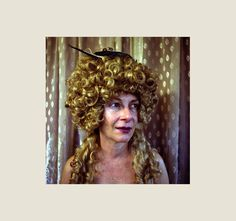 Wig Out by Carol Dass #inspiration #photography #portrait