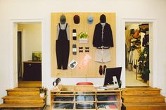 Store – A Kind of Guise #wood #display