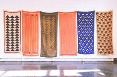 Block Shop Scarves #scarves #shop #block #printing #patterns