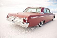 1962 Galaxie at Speed Week 2009 #cars