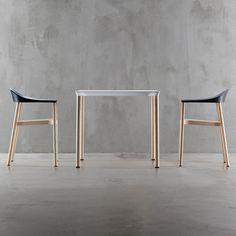 Plank - Monza Stuhl, Sitzgruppe - Gruppenabbildung #chair
