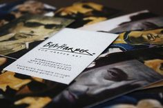 Bob Harper Identity/Branding on the Behance Network #identity