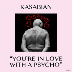 neil bedford kasabian aitor throup sony records album sleeve artwork music portrait rick graham pyscho