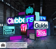 Clubbers Guide 2013 on Behance #654