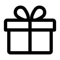 See more icon inspiration related to gift, present, birthday, surprise, christmas presents and birthday and party on Flaticon.