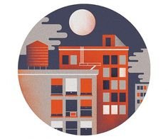 Eight Hour Day » Blog » Richard Perez #perez #illustration #richard