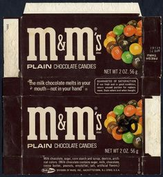 Vintage Candy Packaging - TheDieline.com - Package Design Blog #packaging #print #brand #logo #typography