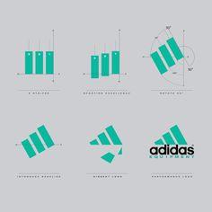 logo, grid,
