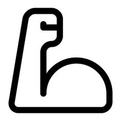 See more icon inspiration related to strong, arm, hand, sports and competition, hands and gestures, motivation, body parts, exercising, muscle, biceps, exercise and medical on Flaticon.