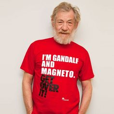 Geek Shirt Prints » Design You Trust – Design Blog and Community #rings #megneto #of #lord #the #gandalf