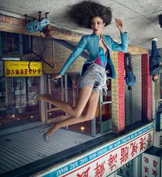 Fortune Cookie by Martin Tremblay #fashion #photography #inspiration