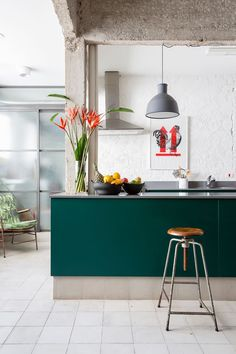 Stylish Brazilian Flat