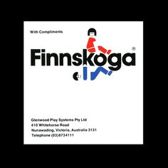 Re:Collection Finnskoga With Compliments Slip #branding #sadgrove #retro #australian #brian