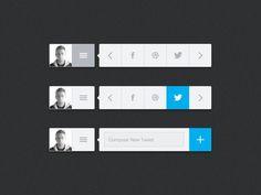 Share Widget #share #social