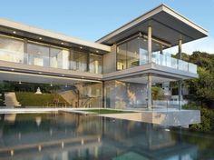 WANKEN - The Blog of Shelby White » Villa Amanzi #steel #amanzi #architecture #thailand #residence #villa