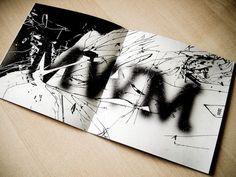 Mietall Walus Magazine / CD Cover on Behance