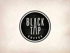 Dribbble - Black Tap Coffee by Jerron Ames