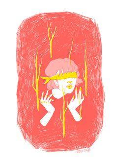 Illustration - Milki Tea