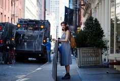 Things Girls Carry On the Street, Bowery, New York | The Sartorialist
