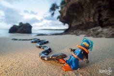 Legography: Incredible Toy Photography by Sofiane Samlal